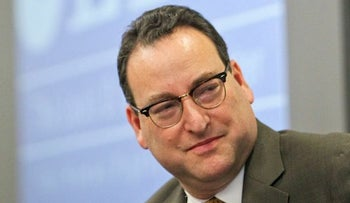 Kenneth Marcus, the Trump administration's pick for Assistant Secretary for Civil Rights at the Department of Education.