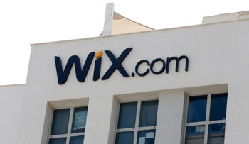 Wix.com offices in Tel Aviv, on July 4, 2016