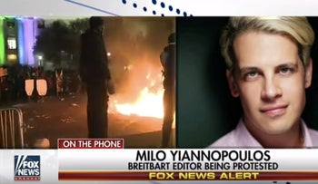Milo Yiannopolous to Tucker Carlson: Left can't tolerate anyone who doesn't agree with them