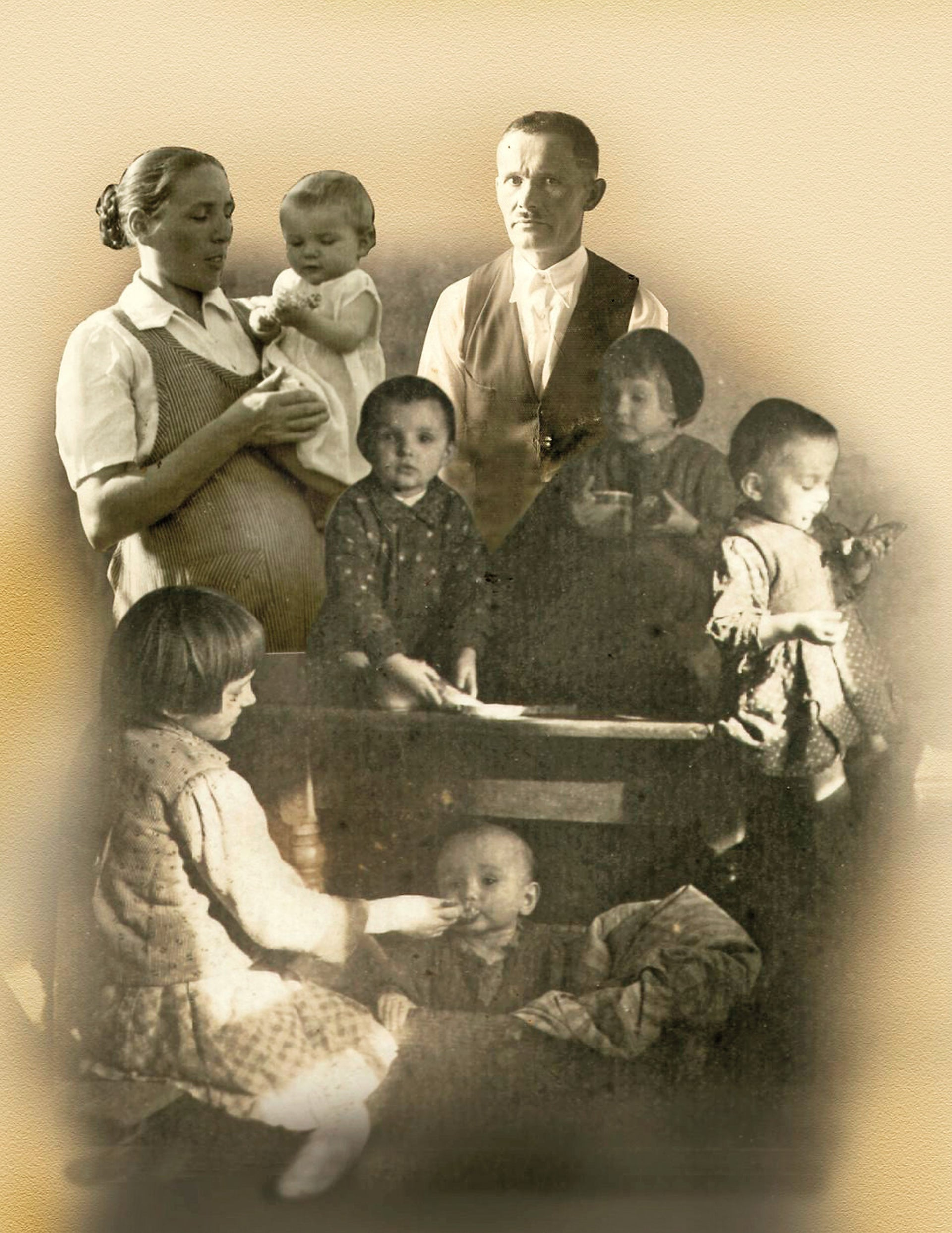 The Polish Ulma family, which hid Jews during the Holocaust and was murdered by the Nazis.