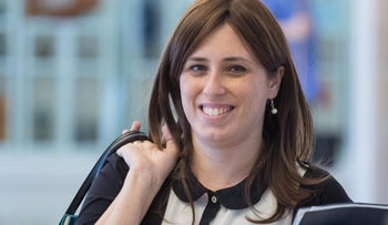 Tzipi Hotovely, then a Likud MK, in May 2015.