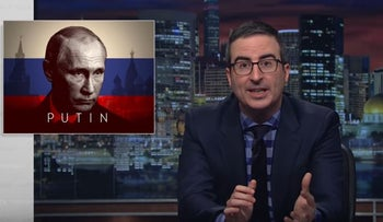 Putin: Last Week Tonight with John Oliver (HBO)