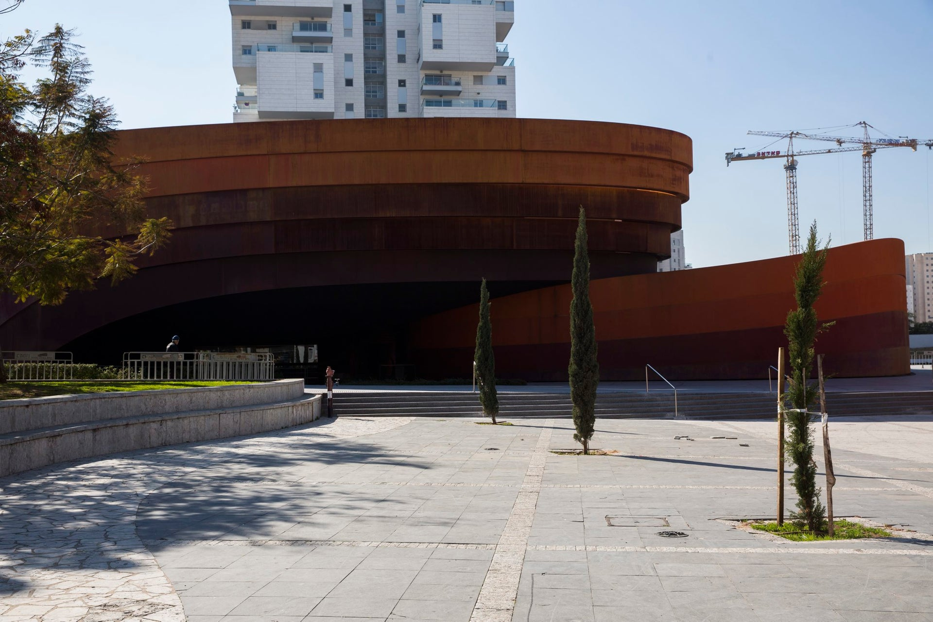 Holon Design Museum.