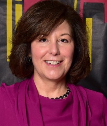 Leslie Sax, executive director of Nashville's Gordon JCC, has learned after three bomb threats to keep her phone charger close by in case she needs to leave at a moment's notice.