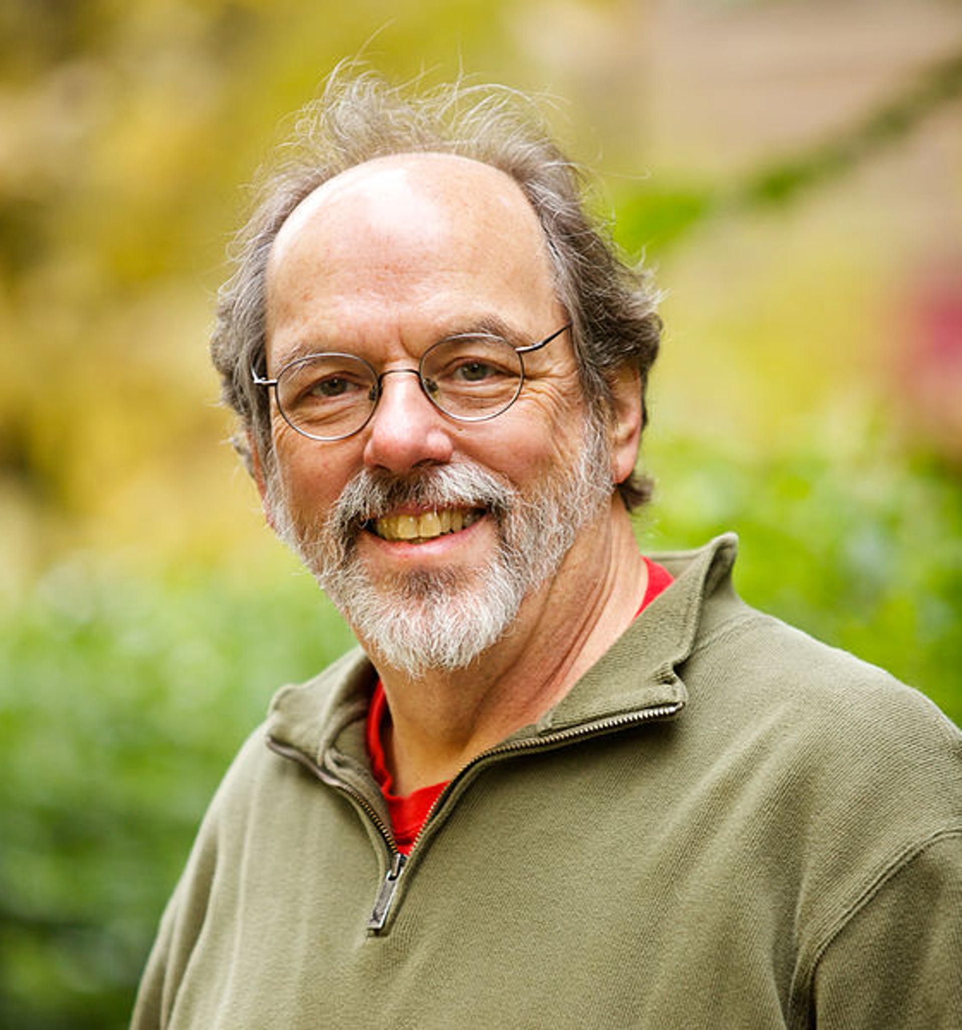 Ward Cunningham, inventor of the Wiki, in Portland, Oregon in 2011