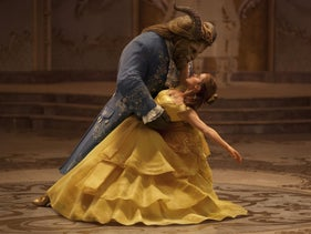 Emma Watson as Belle and Dan Stevens as the Beast in ,Beauty and the Beast,, a live-action adaptation of the studio's animated classic. The film will be in theaters on March 17.