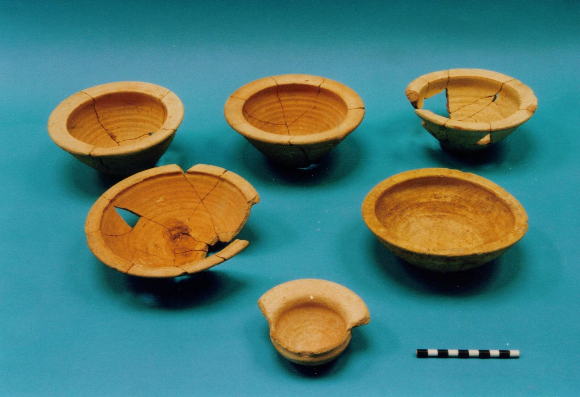"""So-called """"Akko bowls,"""" aesthetically ascetic clay bowls that were hardly popular in the Middle Ages, except among monastic orders."""