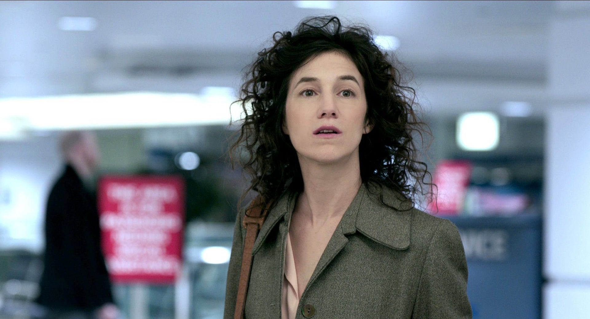 Charlotte Gainsbourg in 'Norman.'