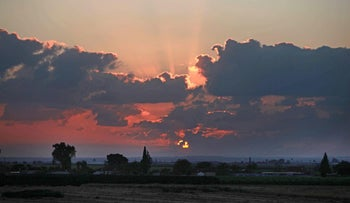 The Eshkol region.