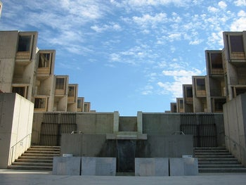 The Salk Institute for Biological Studies.