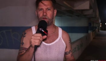 Gavin McInnes of TheRebel.media and co-founder of Vice, lists '10 Things He Hates About Israel.'