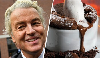 Geert Wilders. The soufflé has collapsed.