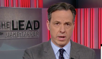 CNN's Jake Tapper.