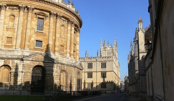 Oxford's Bodleian library, September 2011