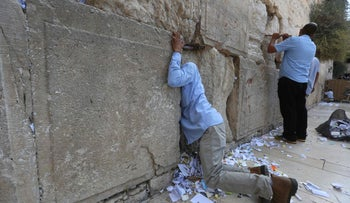 Israel's top court told the government it won't stand for more procrastination on the Western Wall prayer plaza deal.