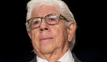 Carl Bernstein at the White House Correspondents' Association dinner in Washington, April 29, 2017.