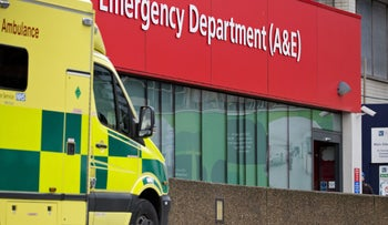 Several British hospitals were hit by a cyber attack on May 12, 2017, the country's National Health Service said.