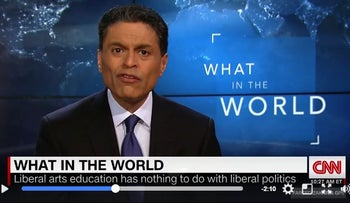 Fareed Zakaria says that though many liberals think they are tolerant, often they aren't.
