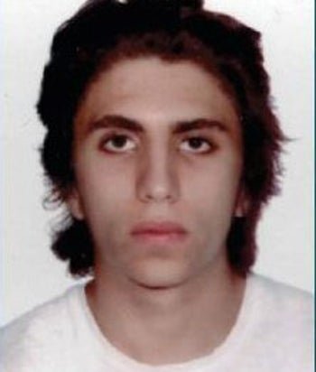 Youssef Zaghba, 22, identified by Italy and Britain as the the third man shot dead by police officers during the attack in London is seen in an undated image handed out by the Metropolitan Police.