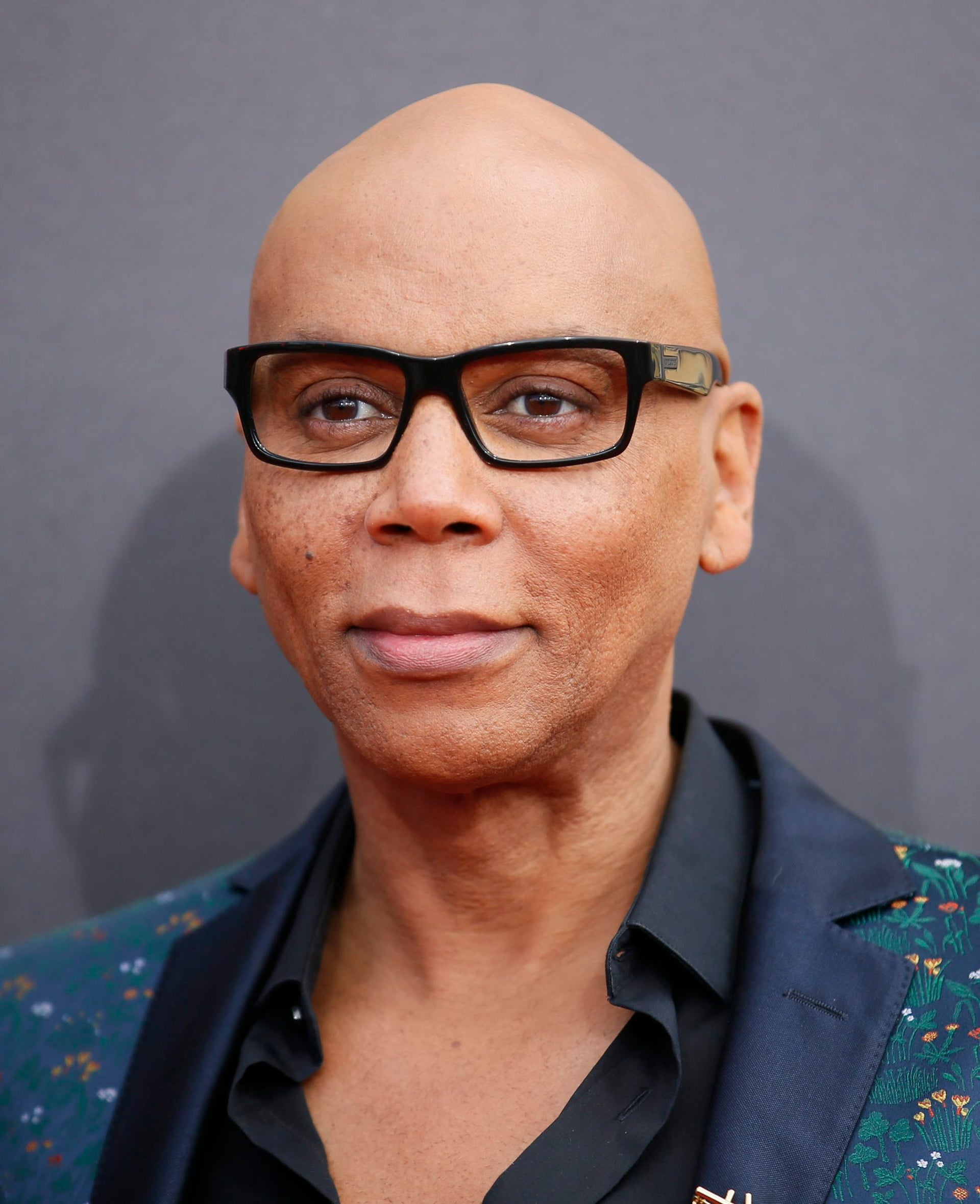 RuPaul at the 2017 MTV Movie and TV Awards.