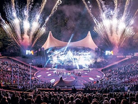 The Maccabiah opening ceremony takes place on Thursday at Teddy Stadium in Jerusalem.