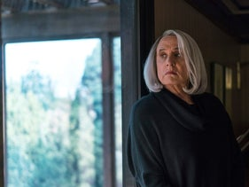 "This image released by Amazon shows Jeffrey Tambor in ""Transparent.""  Tambor was nominated for an Emmy Award for outstanding lead actor in a comedy series on Thursday, July 13, 2017"