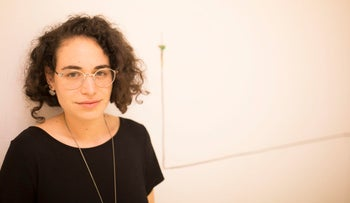 Rotem Bides. The noise surrounding the scandal gives way to an interesting and multi-layered work.