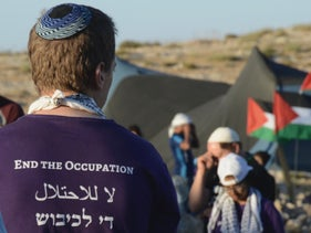 Sumud: Freedom Camp in the West Bank, 19 May 2017