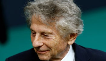 "File photo: Director Roman Polanski arrives to present his movie ""D'apres une histoire vraie"" at the Zurich Film Festival in Zurich, October 2, 2017."