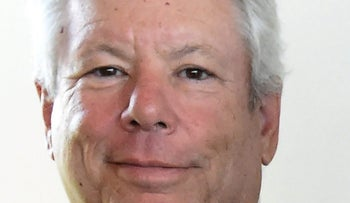 U.S. Economist Richard Thaler in Kiel, Germany on June 22, 2014.