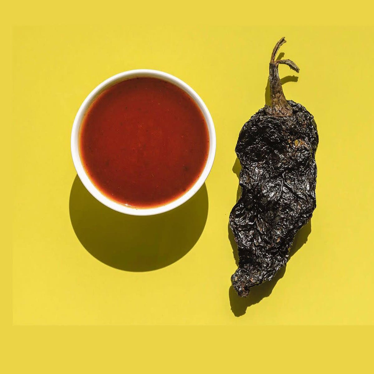 Eli Kremer's spicy sauces are based mainly on the habanero chili pepper