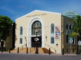 The Jewish Museum of Florida in Miami Beach.