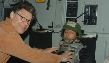 Leeann Tweeden accuses: Senator Al Franken Kissed and Groped Me Without My Consent, And There's Nothing Funny About It
