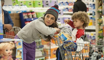 Frankie Shaw and Anna Chanel Reimer in 'SMILF.'