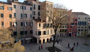 Venice's Jewish ghetto. Organizers hope the 500th anniversary celebration will help to revitalize the city's dwindling Jewish community.