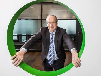 Zvi Stepak, an Israeli investment manager with 40 years of experience, February 2016.