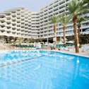 The Crown Plaza hotel in Eilat.