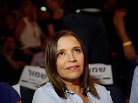 MK Shelly Yacimovich (Zionist Union) in July 2016.