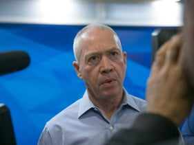 Construction and Housing Minister Yoav Galant