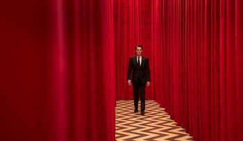 Kyle MacLachlan in a still from 'Twin Peaks.'