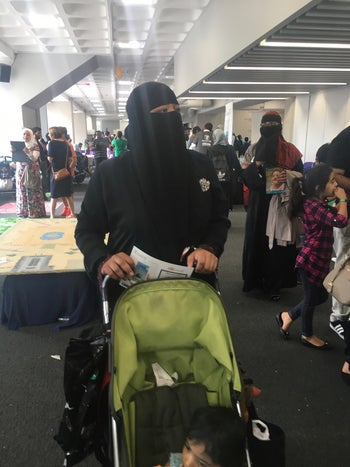'2017 as the year of 100 years of the Balfour Declaration, 50 years of Israel's occupation and 10 years of the siege on Gaza' Palestinian expo in Queen Elizabeth II Center in Westminster. July 8, 2017