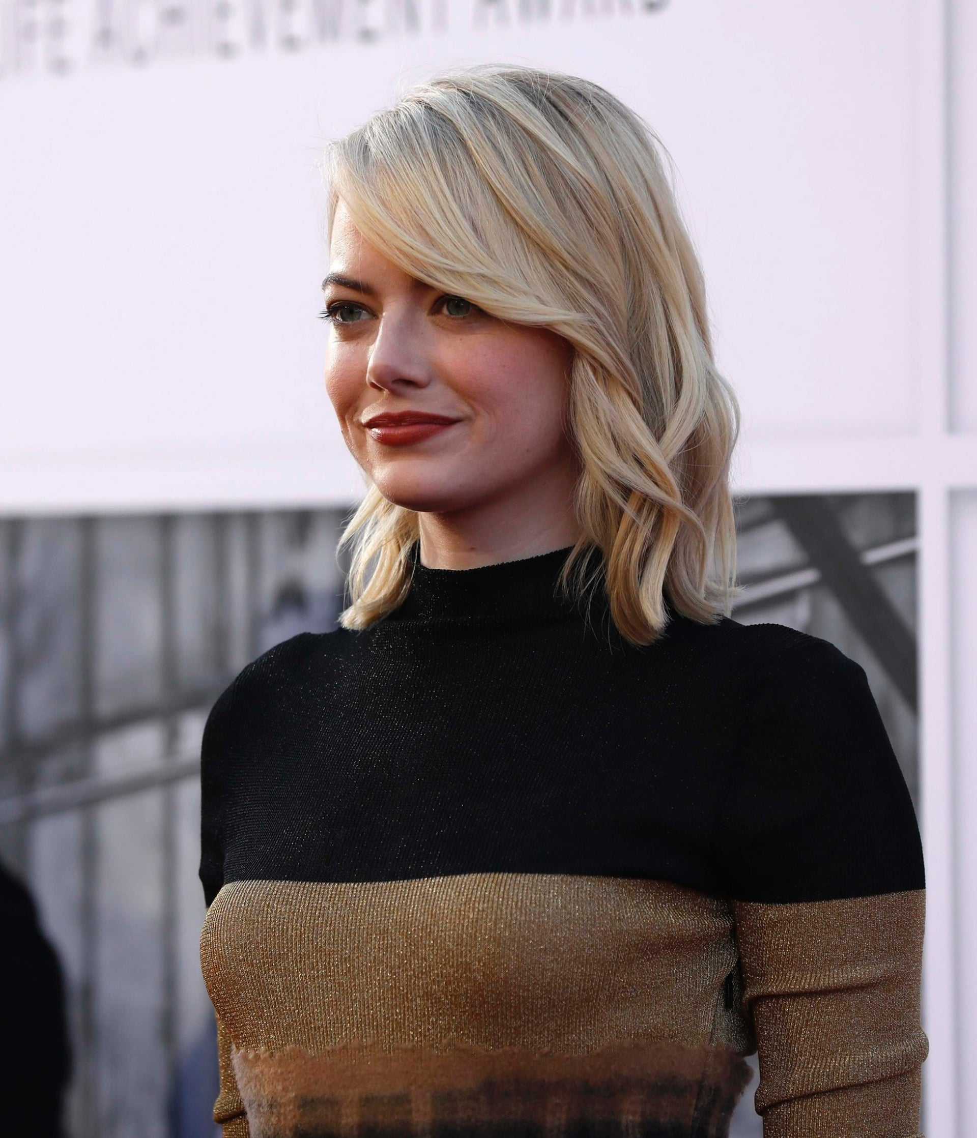 """""""Toes, soles and arches. Emma Stone's excel in all three,"""" says Eli Ozer."""
