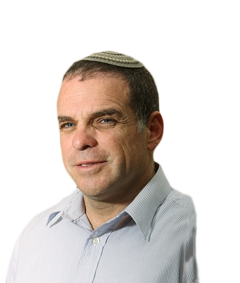 Oded Ravivi, head of the Efrat Regional Council.