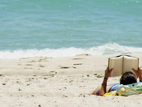 Books to keep your head above water.