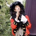 Join Captain Hook for special activities at Hamat Gader.
