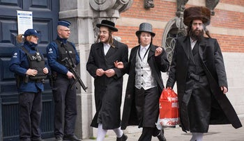 Amid reports of repeated security failures, many Belgian Jews feel their government is leaving them vulnerable.