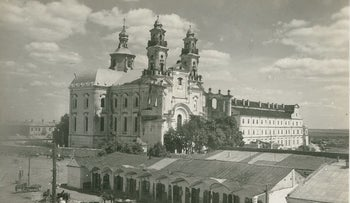 Pinsk in the 1930s