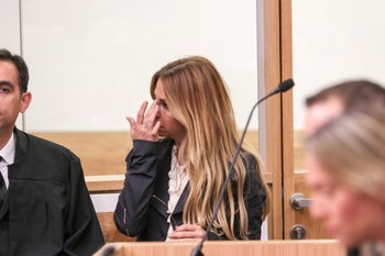 Inbal Or in court