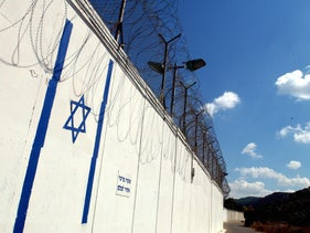 Israel Defense Forces Military Prison 6, in 2002.
