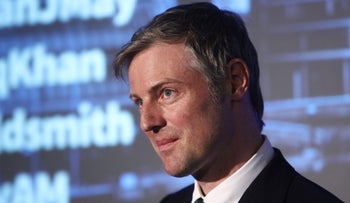 Zac Goldsmith, the Conservative Party candidate for London mayor.